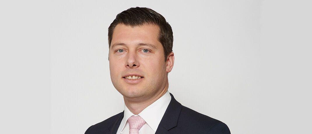Sebastian Höck wird Vertriebsleiter bei Investec AM.|© Investec