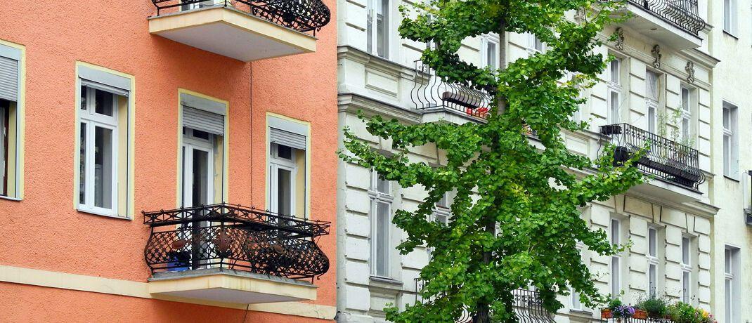 Altbauten in Berlin.|© Pixabay