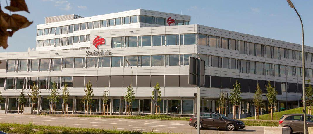 Gebäude der Swiss Life in Garching bei München: Neben dem aktuellen Testsieger in der Studie von Franke und Bornberg sowie Map-Report wurden weitere sechs Versicherer für hervorragende Leistungen ausgezeichnet.|© Swiss Life