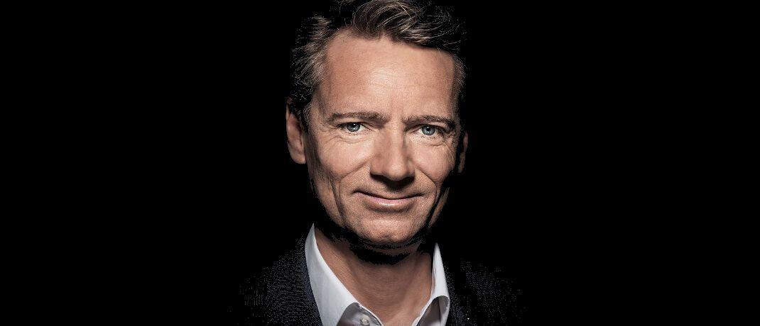 Peter Lahr ist seit 2015 für die Deutsche Finance Group tätig.|© Deutsche Finance Group