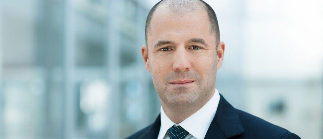Steigt bei HSBC Global Asset Management ein: Ex-DWS-Vertriebschef Thorsten Michalik.|© DWS