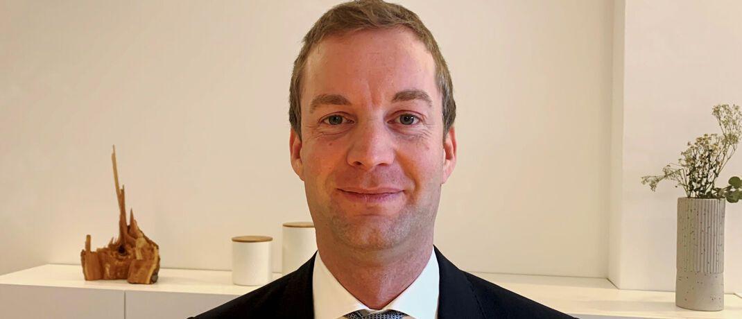 Leopold Zellwecker kommt von der PSM Vermögensverwaltung.