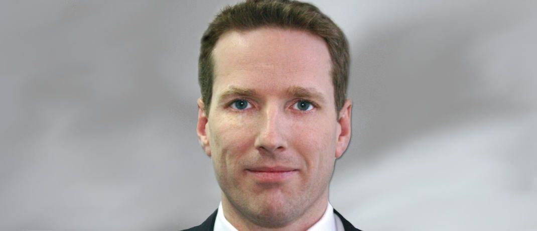 Alister Hibbert betreut den Blackrock Global Unconstrained Equity zusammen mit Michael Constantis.