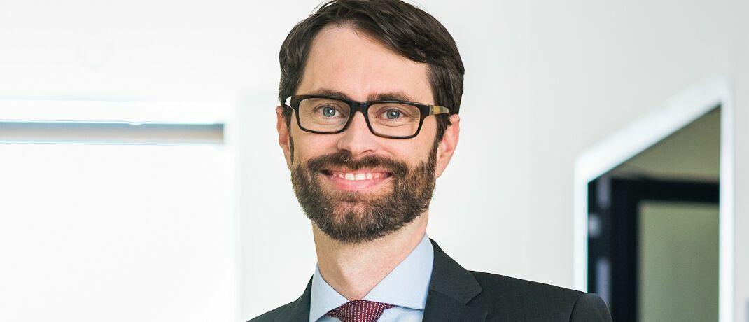 Benjamin Fischer, Director und Leiter strategische Kunden und Partnerschaften im deutschen iShares & Wealth Team bei BlackRock: Der Private-Equity-Markt wächst doppelt so schnell wie der globale Aktienmarkt.