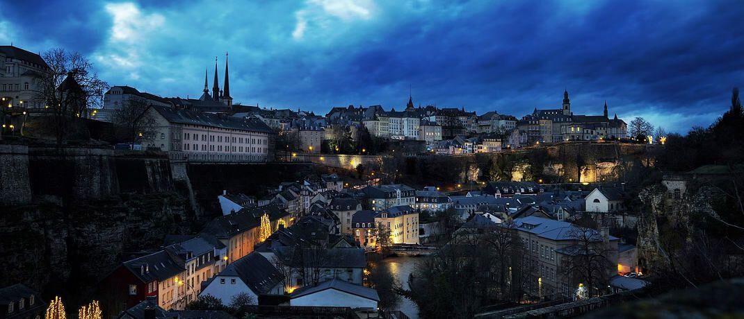 Dunkle Wolken über dem Zinssparer in Luxemburg: Im Herzogtum erlitten Anleger den höchsten Zinsverlust pro Kopf.|© <a href='https://pixabay.com/users/felix_w-6547745/' target='_blank'>Felix Wolf</a> / Pixabay.com