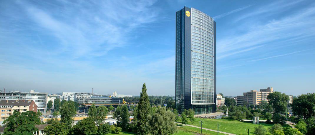Arag-Tower: Die Münchener PKV-Tochter des Düsseldorfer Versicherungskonzerns liegt bei den Vema-Maklern vorn.|© ARAG