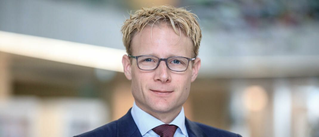 Jacob Vijverberg betreut den Mischfonds Kames Global Diversified Income | © Kames Capital
