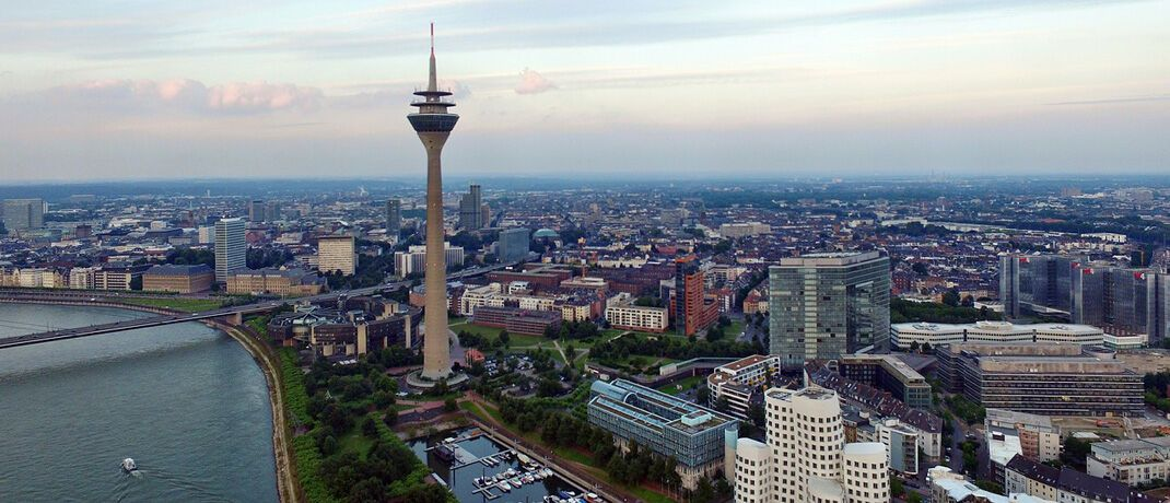 Ficon-Sitz Düsseldorf: Unter der Bezeichnung Green Dividends verpackt der Vermögensverwalter die Strategie auch in einem neuen Fonds.