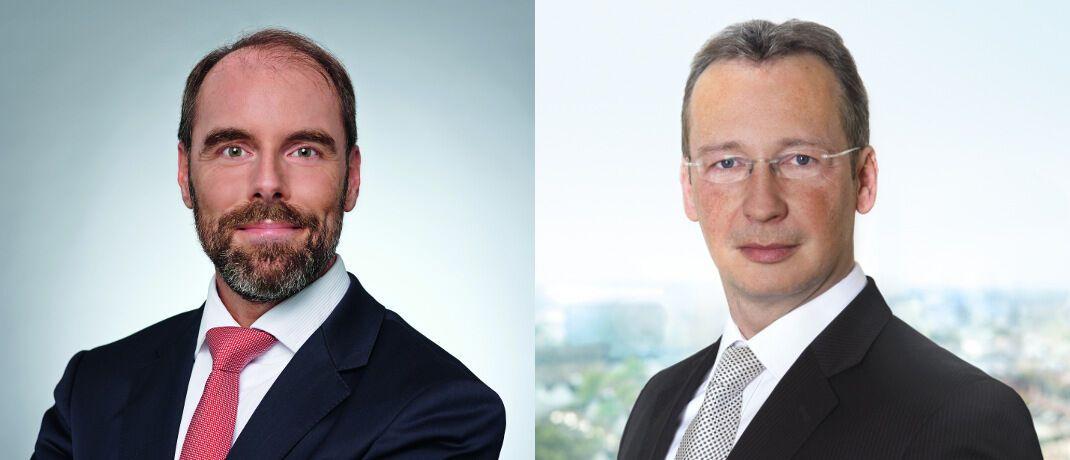 Michael Dazian (links) und Andreas Schneeberger verlassen Danske Bank AM.|© Danske Bank AM