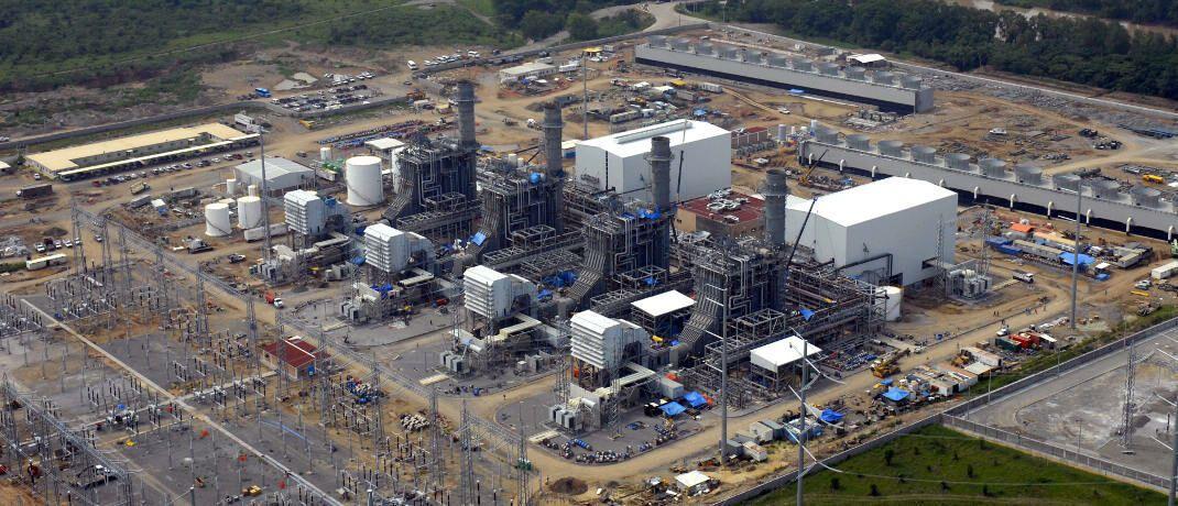 Kraftwerk des spanischen Energieunternehmens Iberdrola: Die Aktie ist die größte Position im Bantleon Dividend.|© Iberdrola