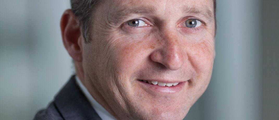 Jupiter-Chef Andrew Formica: Das britische Fondshaus will einen Konkurrenten kaufen. © Janus Henderson