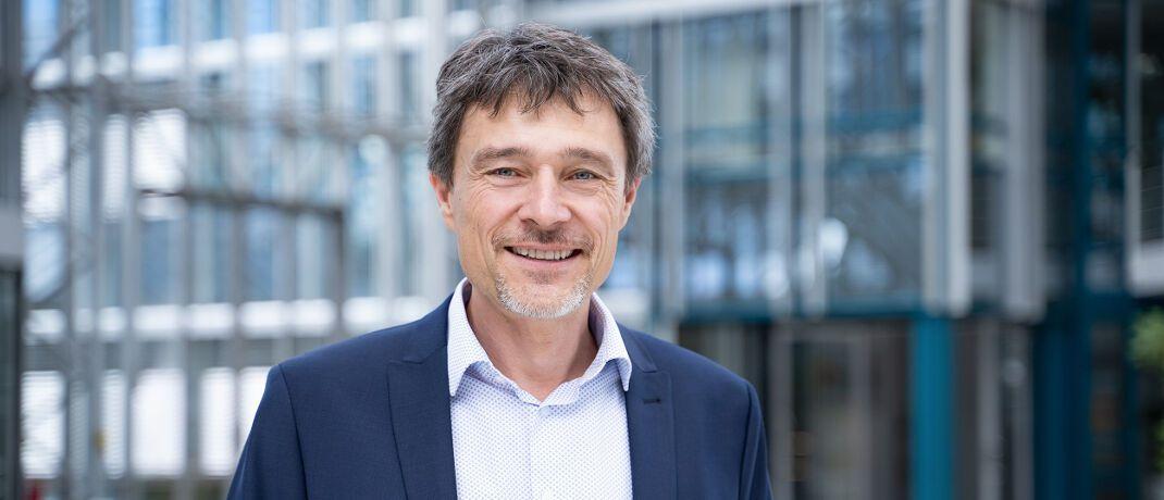 Klaus Brodbeck: Der Experte für Vergleichsplattformen soll die Fonds Finanz digitaler aufstellen.|© © Fonds Finanz Maklerservice GmbH