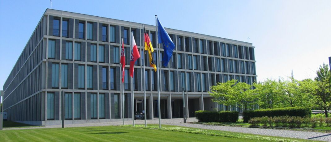 Bundesarbeitsgericht: Die Richter in Erfurt entschieden jetzt über die Hinweis- und Informationspflichten eines Arbeitgebers.  © Bundesarbeitsgericht