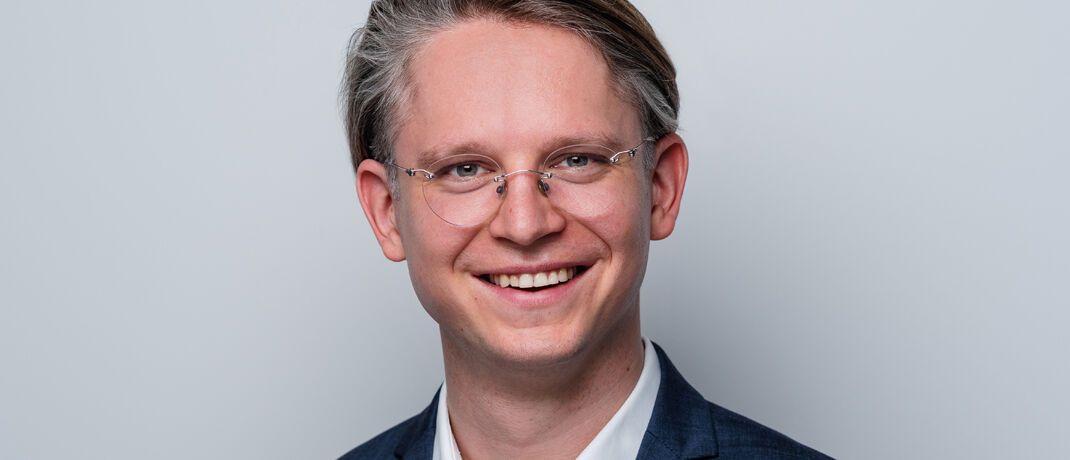 Jens Siebert ist Vorstandsmitglied beim Berliner Fintech Kapilendo, unter anderem verantwortlich für das Entwickeln von Geschäfts- und Technologieangeboten.|© Kapilendo