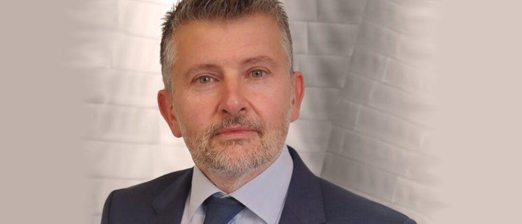 Jason Smith übernimmt bei Tabula die neu geschaffene Stelle des Investmentchefs.|© Tabula Investment Management