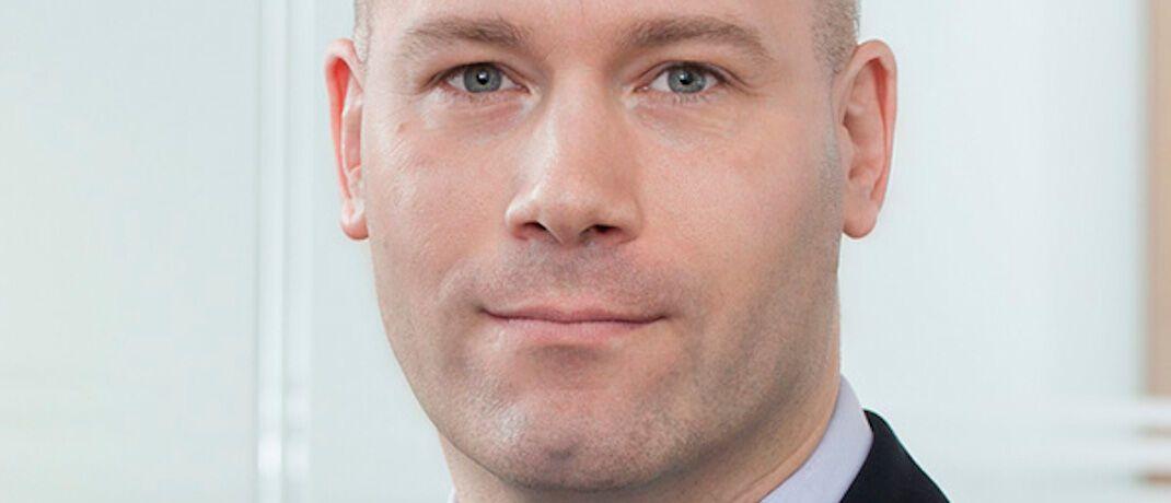 Greg Clerkson, neuer Leiter des diskretionären Investmentgeschäfts bei GAM. © GAM