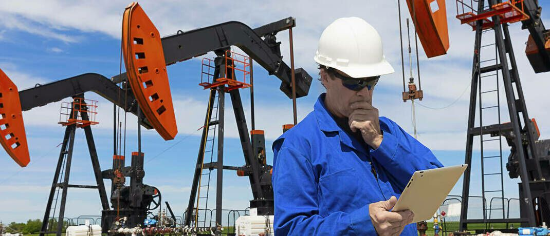 Ölförderung in Kanada: Die Regierungen dürften durch weitere geldpolitische Anreize dazu beitragen, die Abwärtseffekte des Virus auf die Wirtschaftsaktivität auszugleichen. |© imago images / Design Pics