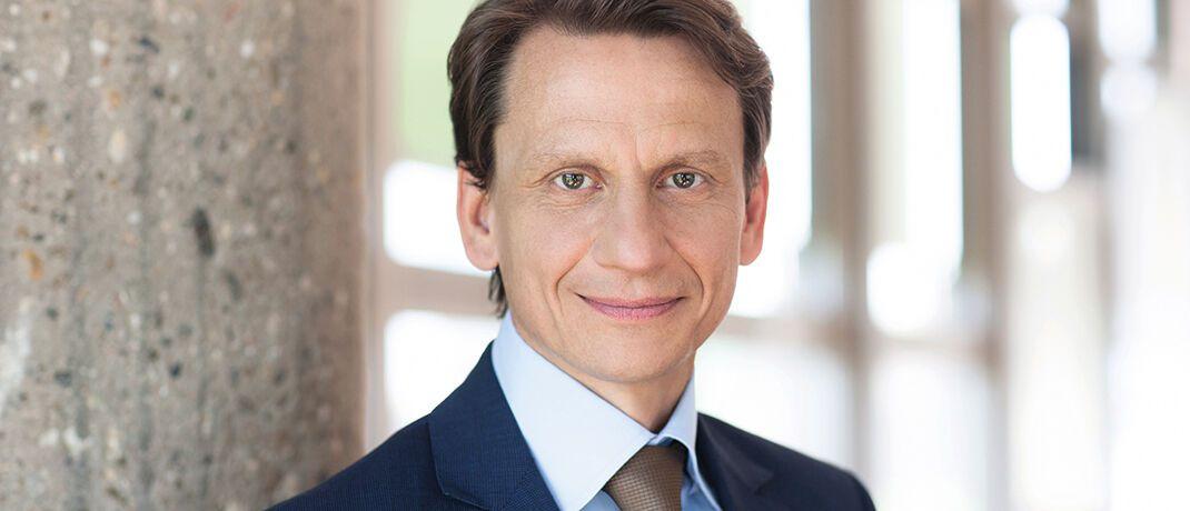 Thomas Richter ist Jurist und Hauptgeschäftsführer des Fondsverbands BVI und Mitglied des Verwaltungsrats der Bafin. Zudem ist er im Beirat des Finanzmarktwächters und Vorstandsmitglied des europäischen Fondsverbands Efama.|© BVI