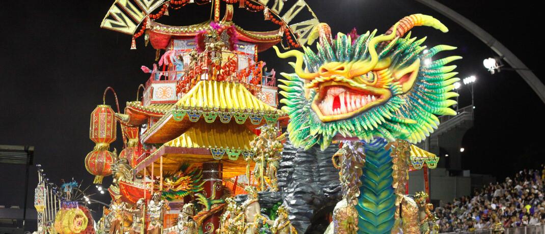 Karneval-Feier: Unsere Fondsklassiker haben neue Mitglieder bekommen.  © imago images / Fotoarena