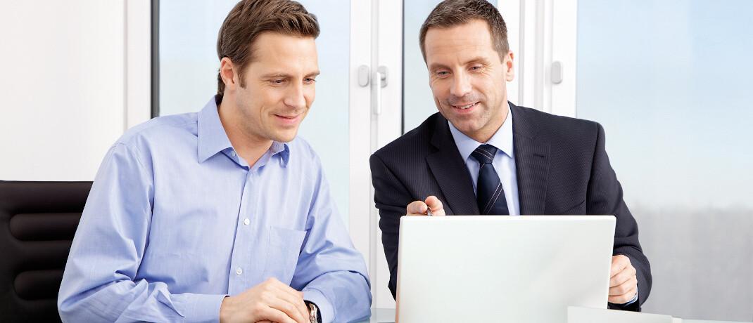 MLP-Berater: Zum Jahreswechsel registrierte der Allfinanzvertrieb bundesweit insgesamt 1.981 Kundenberater.|© MLP SE