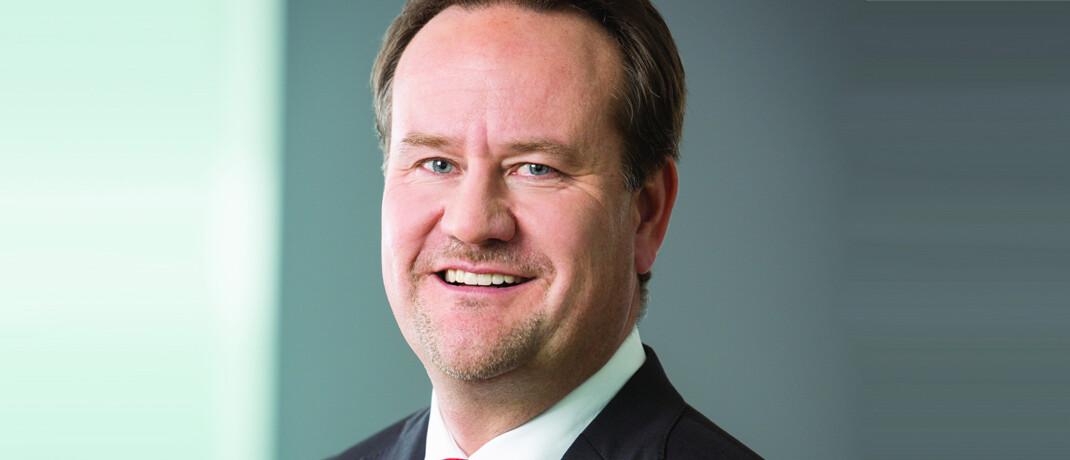 Stefan Keitel tritt am 1. August 2020 die Chefrolle der neu gegründeten Dachgesellschaft HQ Holding an.