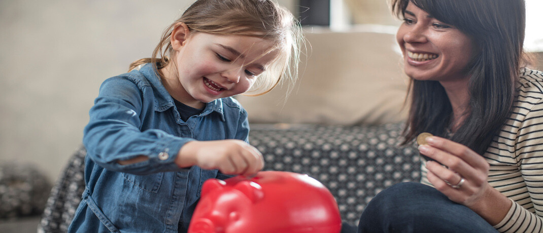 Sparen ab dem Kindesalter: Mit der richtigen Strategie schaffen Anleger mehr Vermögen für Ruhestand und Erben, sagt Stefan Brähler.|© DVAG
