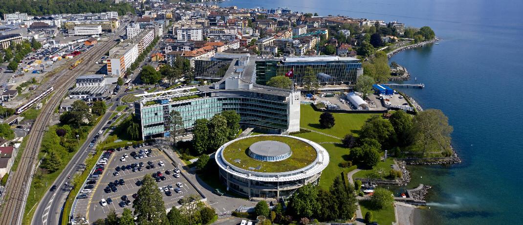 Hauptsitz von Nestlé am Genfersee: Der Lebensmittelkonzern nimmt die Top-Position in Flossbach von Storchs Multiple Opportunities ein – der Top-Fonds im vergangenen Jahr bei den Mittelzuflüssen.|© imago images / GFC Collection