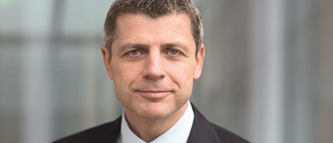 Udo Kersting ist einer von drei Geschäftsführern des Finanzdatendienstleisters Infront Financial Technology, vormals VWD Vereinigte Wirtschaftsdienste. © Infront