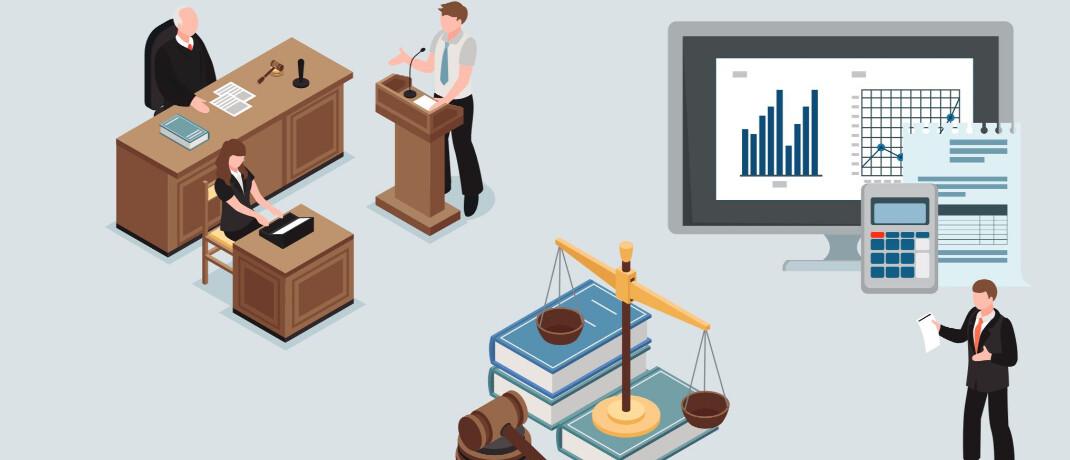 Voller Fokus auf die Mandanten: Die privaten Finanzen sind auch für viele Profis in Rechts- und Steuerfragen oft nur Nebensache. © Freepik