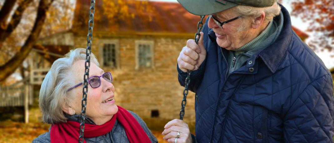 Senioren: Die Garantiezinsen der deutschen Lebensversicherer dürften noch stärker sinken als gedacht.|© Pixabay