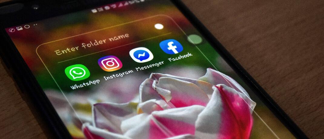 Smartphone: Die überarbeitete Finanzanlagenvermittlungsverordnung verlangt unter anderem, dass 34f-Vermittler elektronische Kundenkommunikation in bestimmten Fällen aufzeichnen und speichern müssen. |© imago images / ZUMA Wire
