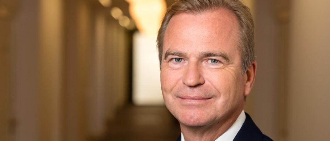 Gründungsvorstand Jens Hagemann verlässt die V-Bank. |© V-Bank