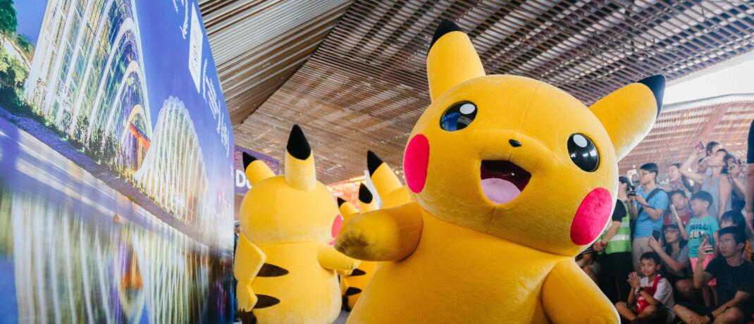 Japanischer Comic-Star Pikachu: Unternehmenshybridanleihen stammen vor allem von Versorgungs- und Telekommunikationsunternehmen sowie Automobilherstellern und Energieunternehmen.|© mentatdgt