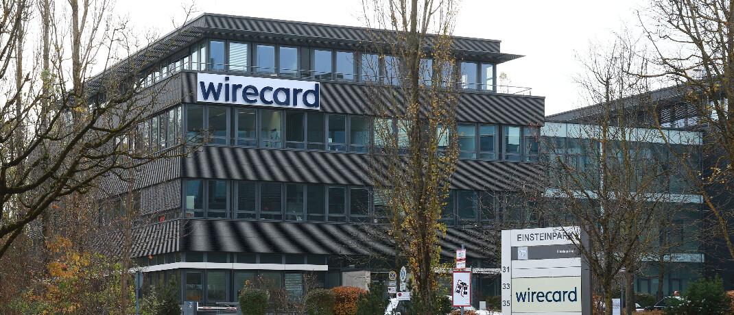 Sitz von Wirecard in Aschheim bei München: Die Untersuchung des Dritt-Partnergeschäfts dauert noch an. © imago images / Lackovic