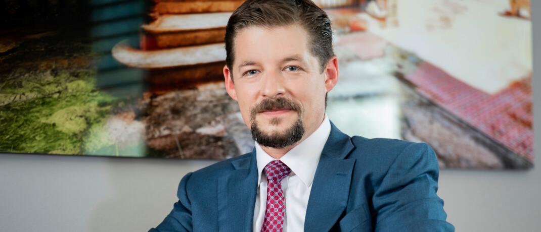 Nico Rottke ist Vorstandssprecher bei Aamundo Immobilien.|© Aamundo