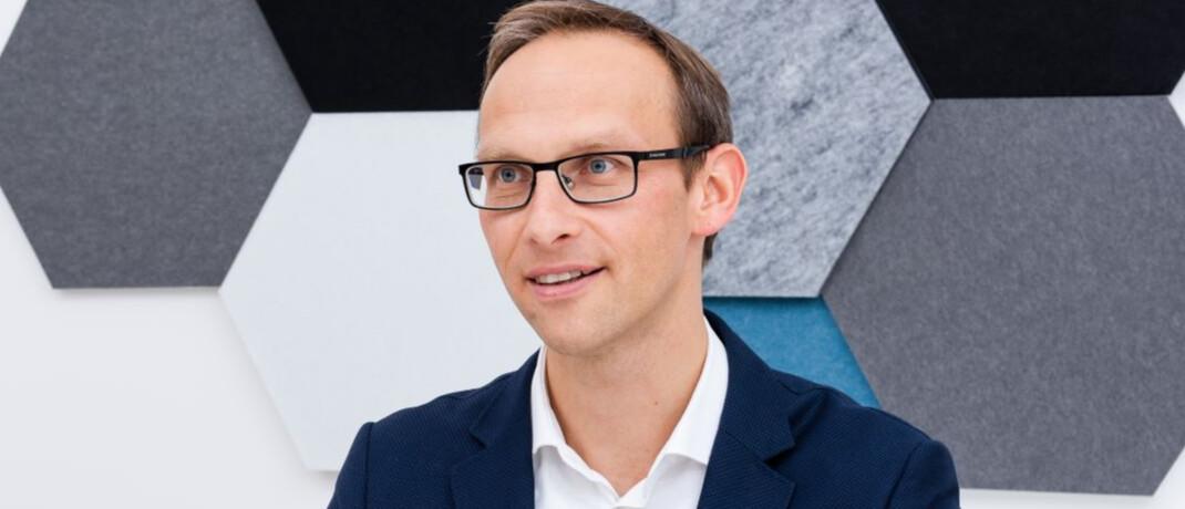 Björn Siegismund ist Investmentchef des Berliner Fintechs Kapilendo|© Kapilendo