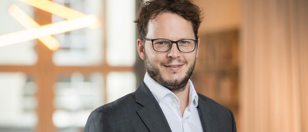 Max Zenglein ist am Mercator Institute for China Studies (Merics) in Berlin tätig.|© Merics