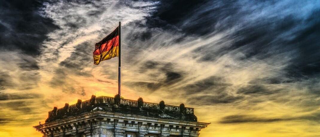 Berlin: In der Corona-Krise sanken auch die Kurse deutscher Staatsanleihen, die eigentlich als sicherer Anlagehafen gelten. Ähnliche Kursstürze gab es in beinahe allen Ländern der Eurozone.|© Felix Mittermeier