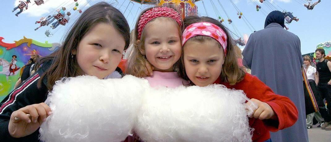 Gesundes verschmähen und lieber zu Süßigkeiten greifen: Bei Kindern in Europa macht Zucker mittlerweile schon 11 bis 17 Prozent der Energiezufuhr aus.|© imago images / Reinhard Kurzendörfer