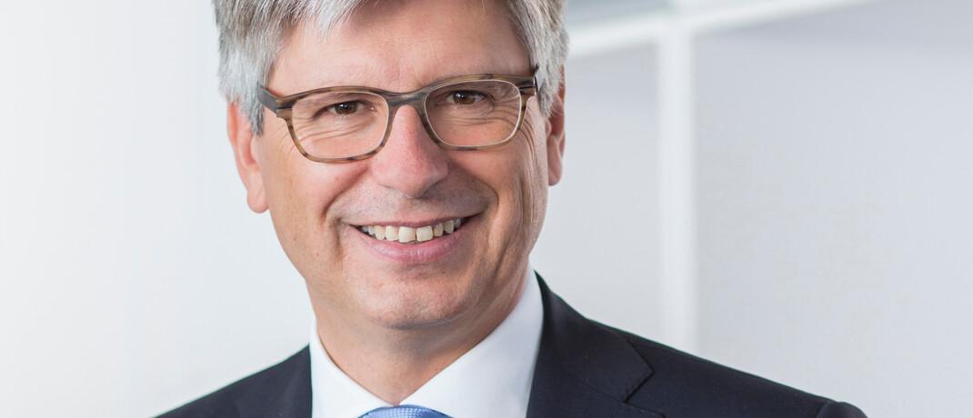 Thomas Wiesemann: Der Vorstand Maklervertrieb der Allianz Lebensversicherung und Allianz Private Krankenversicherung spricht im Interview über die Zukunft fondsgebundener Vorsorgeprodukte.|© Allianz Deutschland AG