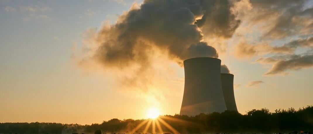 Kernkraftwerk: Allianz-Chef Oliver Bäte vergleicht den Ausbruch des Corona-Virus mit einer Reaktorkatastrophe.|© Markus Distelrath
