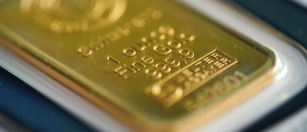 Goldbarren: Bei physischem Gold kommt es zu Lieferengpässen|© imago images / Action Pictures