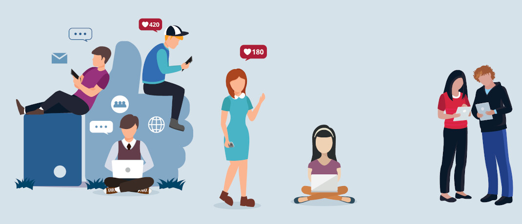 Digital Natives: Obwohl sie mit dem Internet aufgewachsen ist, ist die sogenannte Generation Z weder gebildeter noch informierter als vorige Generationen