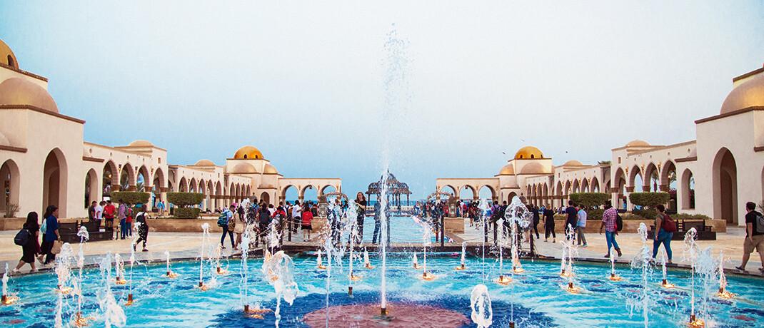 Hurghada in Ägypten. Derzeit bildet die Landeswährung die größte Fremdwährungsposition im Pimco GIS Emerging Markets Bond ESG Fund|© Adrian Dascal/Unsplash
