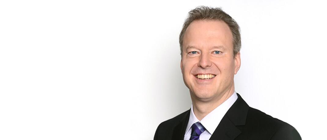 Cyrill Zimmermann ist bei Bellevue Asset Management für den Healthcare-Bereich zuständig.|© Bellevue