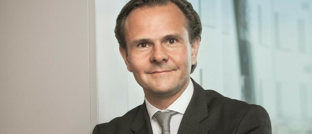 Björn Jesch wechselt von Credit Suisse zur DWS.