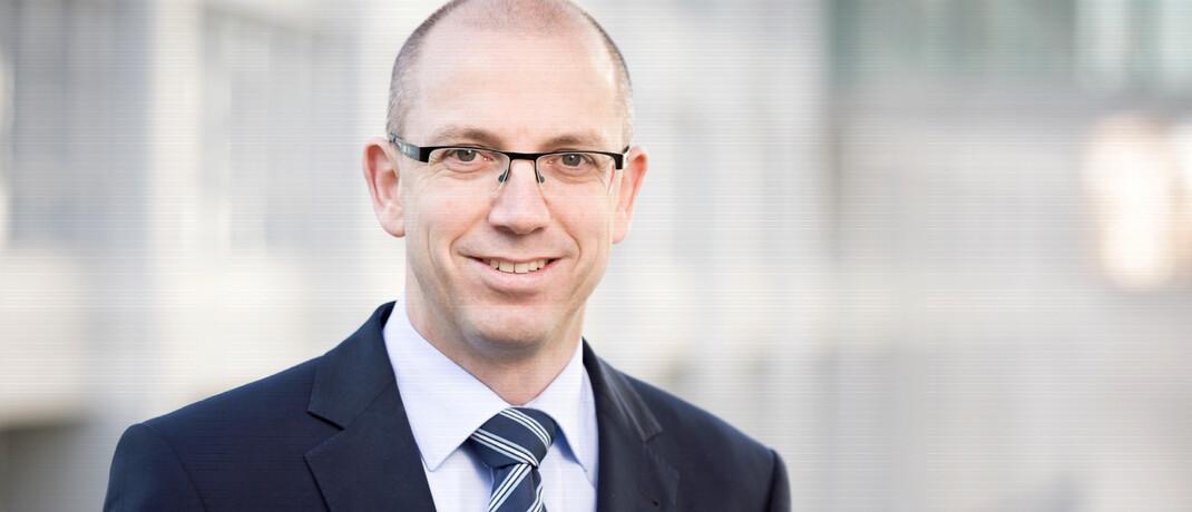 Markus Steinbeis, geschäftsführender Gesellschafter der Steinbeis & Häcker Vermögensverwaltung in München.|© Steinbeis & Häcker
