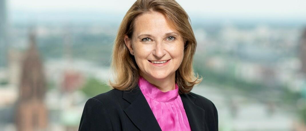 Heike Fürpaß-Peter leitet das ETF-Geschäft von Lyxor in Deutschland und Österreich.|© Lyxor