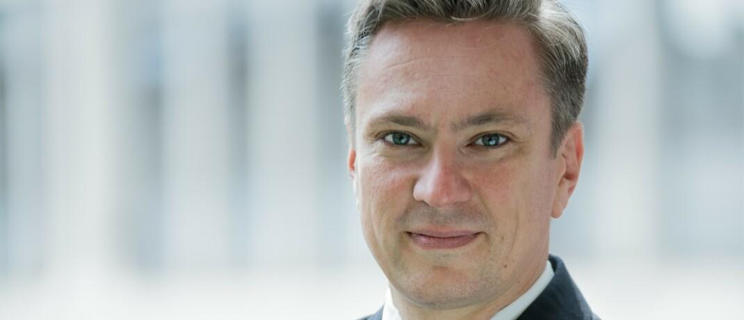 Betreute bereits die Pensionsfonds des Ölkonzerns Shell: Multi-Asset-Spezialist Marco Willner.|© NN IP