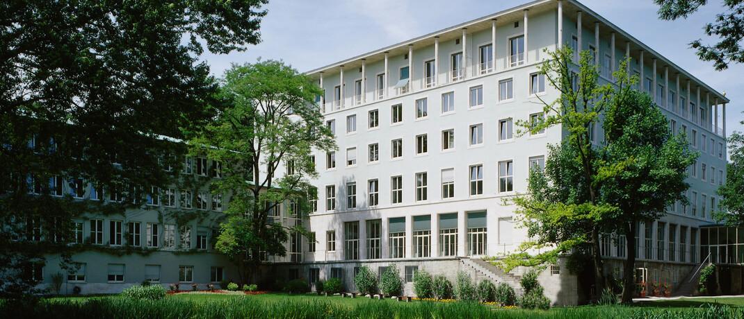 Allianz-Hauptgebäude in München: Der Versicherungsriese verzeichnete 2019 das mit Abstand meiste Neugeschäft.|© Allianz